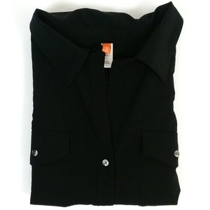Lucy Roll-Up Sleeve Polyester Hiking Shirt